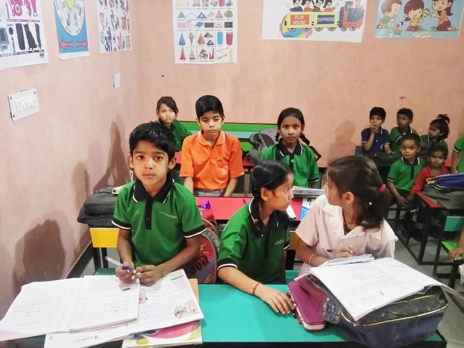Alpha Convent School Pre-Activities (1)