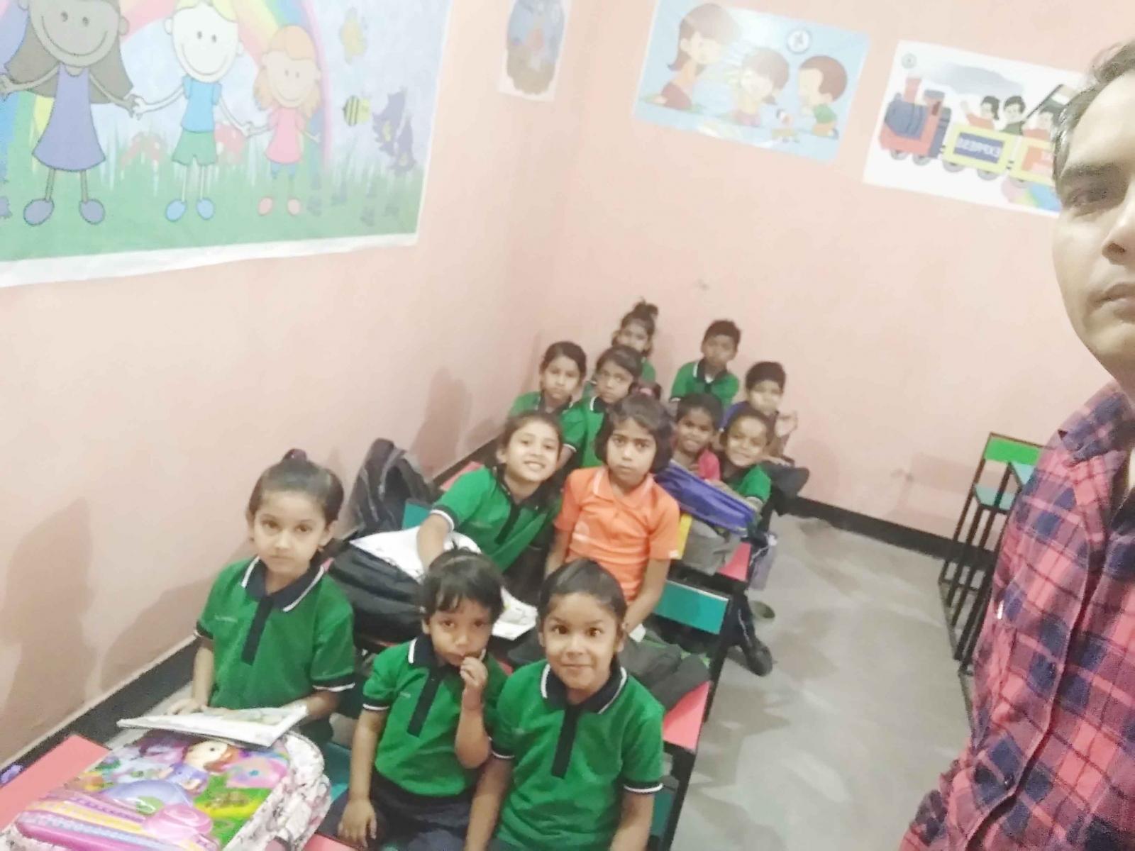 Alpha Convent School Pre-Activities (2)