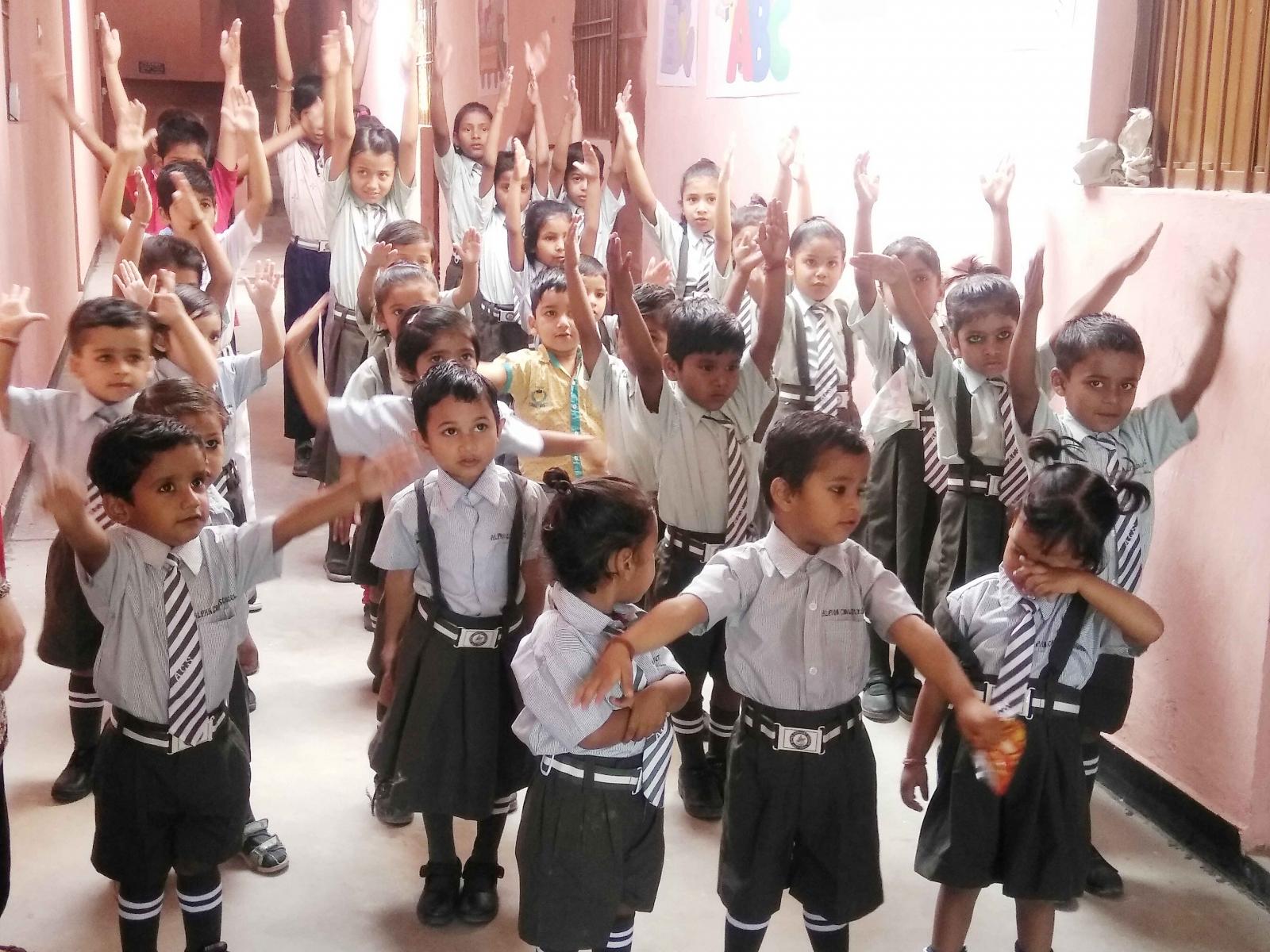 Alpha Convent School Pre-Activities (3)