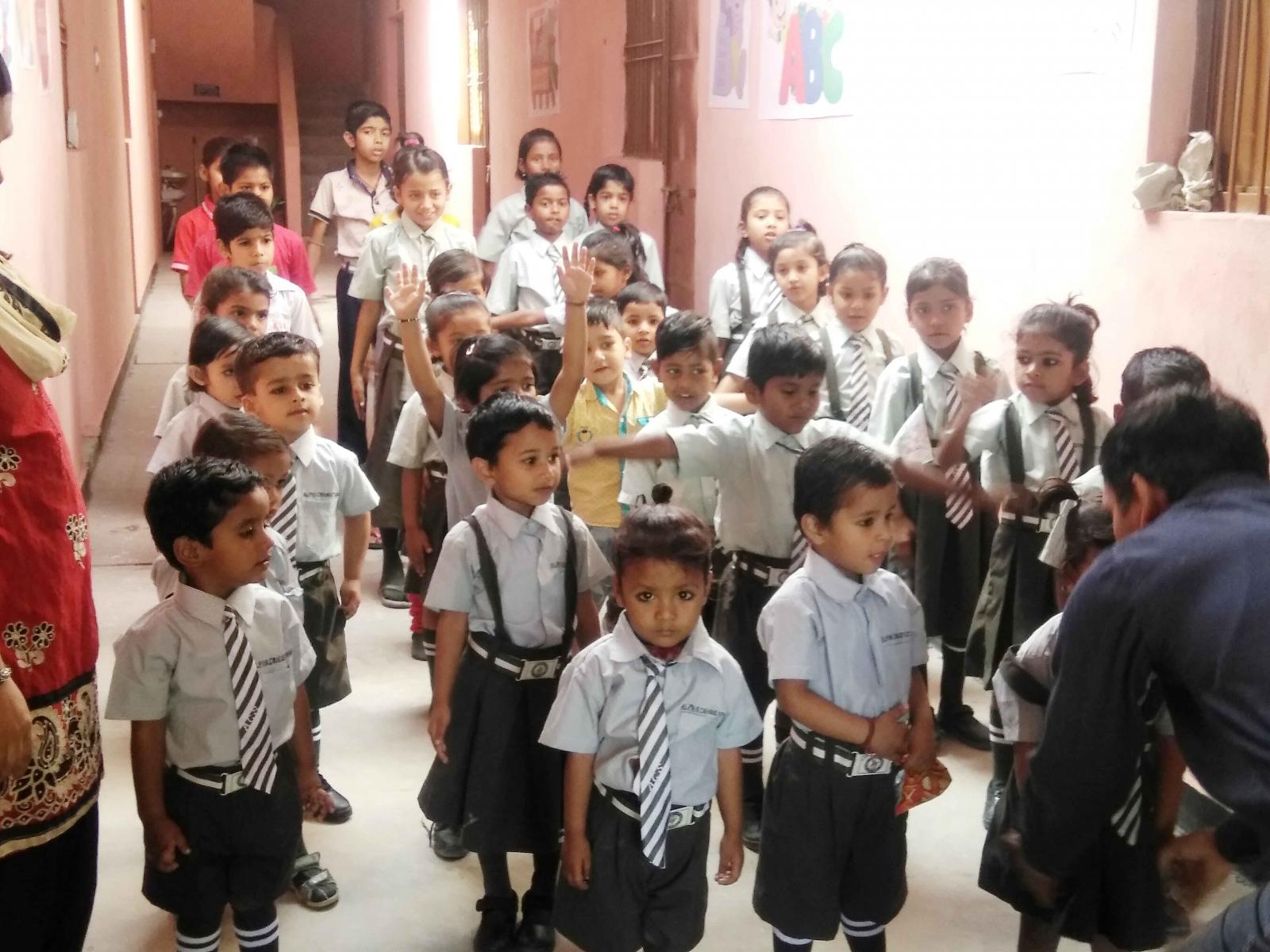 Alpha Convent School Pre-Activities (4)