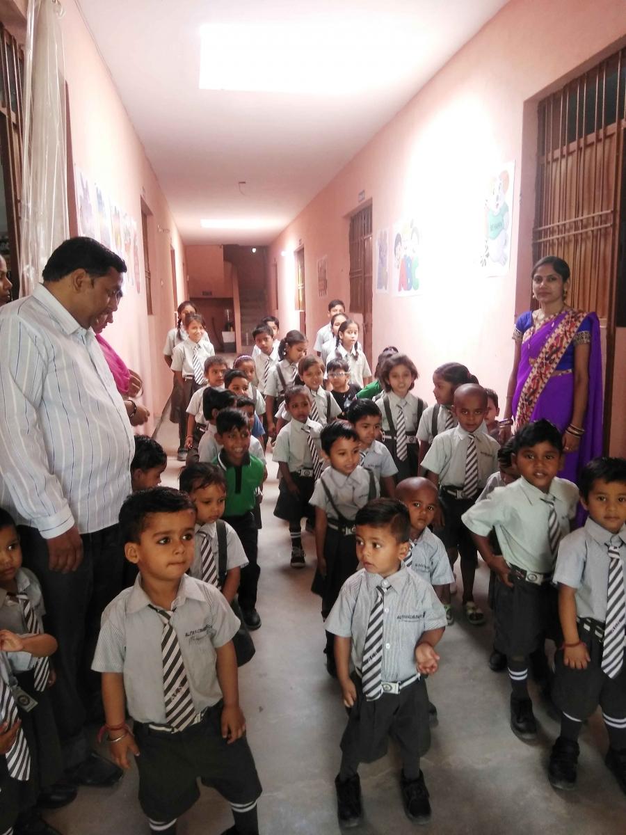 Alpha Convent School Pre-Activities (5)